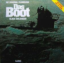 """Klaus Doldinger Das Boot (1981)  [7"""" Single]"""
