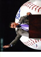 Tom Glavine Hof Psa/dna Authenticated Signed 8x10 Photo Puzzle Autograph