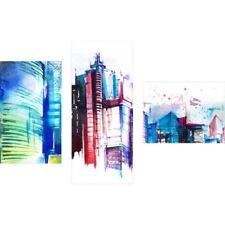 Abstrakte Deko-Bilder mit abstraktem Motiv