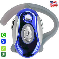 Wireless Bluetooth Headset Handsfree Call Earphone For Lg K30 Plus Q6 Q7 iPhone