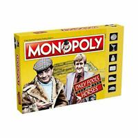 Monopoly Only Fools and Horses Edition Family Fun Board Game