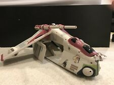 Star Wars Clone Wars Republic Gunship Bomber Limited Edition TOYSRUS EXCLUSIVE