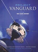 Project Vanguard (US Navy Rockets, NASA Early Satellites, 1960 Spaceflight)