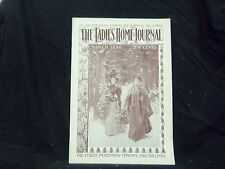 1898 MARCH LADIES' HOME JOURNAL MAGAZINE - GREAT ILLUSTRATIONS & ADS - ST 1576