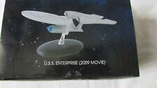 Star trek eaglemoss 2009 movie figure USS enterprise NCC-1701 9349-A/A BNIB 22cm