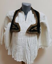 Antique woman's folk costume from Sarajevo, Bosnia