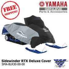 Yamaha Sidewinder RTX Deluxe Snowmobile Cover - SMA-8LR30-00-00