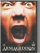 WWE - Armageddon 2005 (DVD, 2005) {2244}