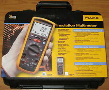 Fluke 1587 Insulation Tester & Multimeter & Megger BRANDNEU