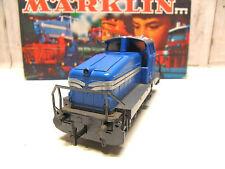 A 5 )  LOCOTRACTEUR  HENSCHEL MARKLIN 3078 en BO 3080 train electrique HO