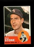 1963 TOPPS #271 DEAN STONE EX WHITE SOX  *XR19448
