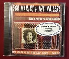 """BOB MARLEY & the Wailers """"The Upsetter Record Shop Pt. 1 Rarities"""" 1992 IMPORT"""