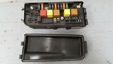 VAUXHALL VECTRA C MK2 02-08 2.0L DTI ENGINE FUSE BOX RELAYS & LID 13112917
