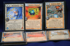 Warlord CCG Saga of the Storm 1st Ed 155 cards rares,promos,commons and uncommon