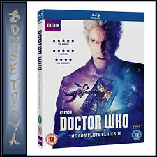Doctor Who Series 10 Blu-ray UK BLURAY