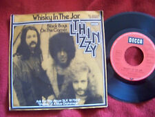 Thin Lizzy - Whisky in the jar / Black boys on the corner  German Decca 45