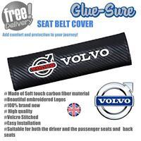 Honda Car Seat Belt Safety Shoulder Strap Cover Cushion Pad Carbon Fiber