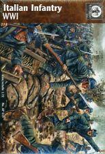 Italeri Waterloo 1815 1:72 WWI Italian Infantry Plastic Figure Model Kit #AP019