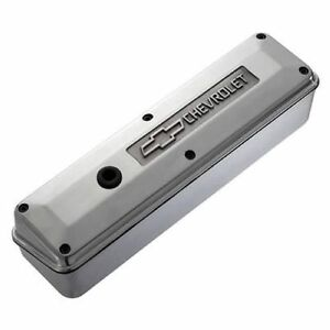 PROFORM 141-913 2-Piece Die-Cast Aluminum Valve Covers; For Small Block Chevy