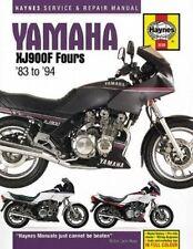 Yamaha XJ900F Fours Motorcycle Repair Manual by Haynes Publishing Group (Paperback, 2015)