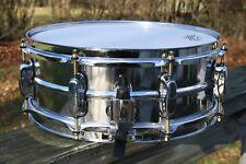 Tama 5X13 Steel 8 Lug Snare Drum - Rare!