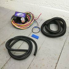 Wire Harness Fuse Block Upgrade Kit for 1937 - 1942 Willys hot rod rat rod