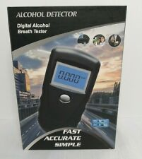 Alcohol Detector Digital Breath Tester with Backlight
