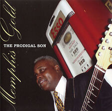 BLUES CD:  MEMPHIS GOLD: PRODIGAL SON with Phil Wiggins, Charlie Sayles SRC-1911
