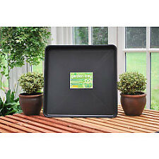 Garland G45b Square Garden Tray 60 X 60cm Black