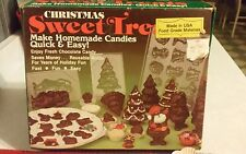 Christmas SWEET TREAT candy molds NEW