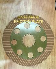 JCB BACKHOE- BRAKE FRICTION PLATES 10 NOS AND COUNTER PLATE 12 NOS 458/20285