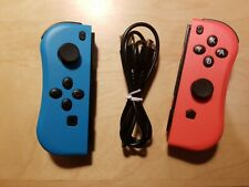 Replacement Joy-Con (L&R) Wireless Controllers for Nintendo Switch Gamepad