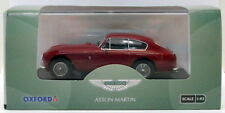 Oxford Diecast 1/43 Scale AMDB2003 - Aston Martin DB2 MkIII Saloon - Peony Red
