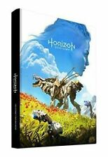Horizon Zero Dawn Collector's Edition Strategy Guide Hardcover – March 29 2017