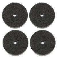 4Pcs Nylon Fiber Polishing Wheel for Bench Grinder Metal Dust Remove