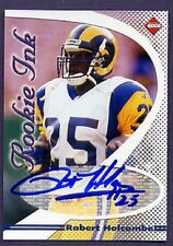 ROBERT HOLCOMBE 1998 Collectors Edge FIRST PLACE ROOKIE INK AUTO!