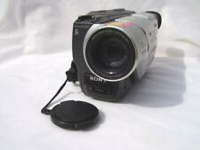 Sony DCR-TRV320E Digital8 Camcorder.PAL. Hi8/Video8 Playback.VGC. 1 yr. warranty