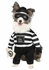 Robber Pup Costume for Pets