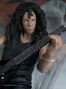 METALLICA Kirk Hammett Harvester of Sorrow ACTION FIGURE by McFarlane Toys 2001