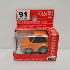Takara Choro-Q Honda Civic RS Orange 91 2004 HTF