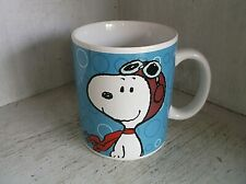 Peanuts SNOOPY Life Is Too Short Not To Live It Up A Little Mug Cup 12 oz 2010