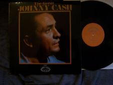 Johnny Cash - The great      klasse UK Hallmark  LP