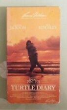 glenda jackson  TURTLE DIARY  ben kingsley   VHS VIDEOTAPE