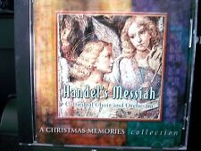Handel: The Messiah (Highlights) (CD, Ministry Music) A Christmas Memories Colle