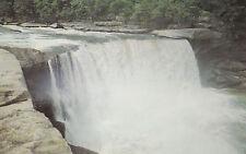 KENTUCKY - Cumberland Falls from East Bank