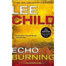 Jack Reacher: Echo Burning 5 by Lee Child (2013, Paperback)