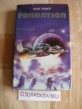 ELDORADODUJEU>>> S-F FONDATION de Isaac Asimov Grand format GF