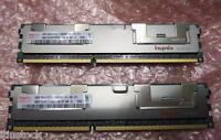 Hynix 8GB (2 x 4Gb) PC3-10600R 2RX4 ECC Server RAM Memory