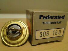 1965-84 Toyota Honda Mazda Chrysler Dodge Plymouth 160 Deg Thermostat 306160 NOS