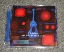 CHRIS REA THE ROAD TO HELL & BACK 11 TRACK LIVE CD ALBUM (BEST OF / HITS) NEW